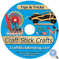 Craft Stick Crafts DVD