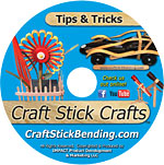 Purchase Craft Stick Bending DVD
